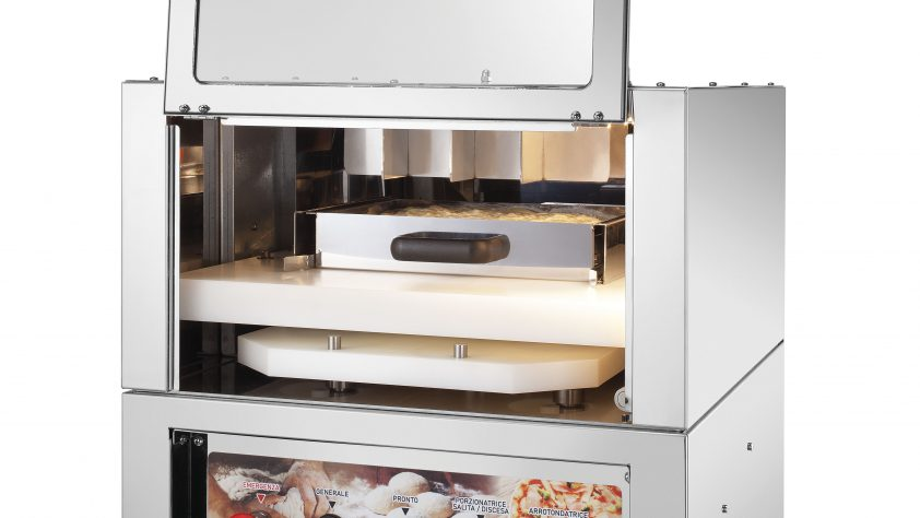 DIVIDER/ROUNDER PIZZA DOUGH MACHINE AR 2109