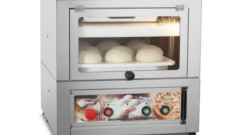 AR 2109 DIVIDER/ROUNDER PIZZA DOUGH MACHINE